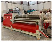"""4 Roll CNC Hydraulic Plate Rolls 8' x 3/8"""""""