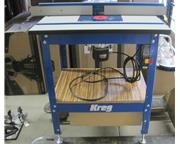 Router 3-1/4hp w/Kreg Tbl PC