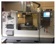 2009 Haas VF-3YT Vertical Machining Center with Extended Y Axis Travel
