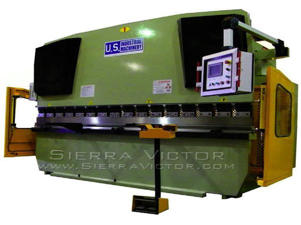U.S. INDUSTRIAL CNC Hydraulic Press Brake USHB155-13