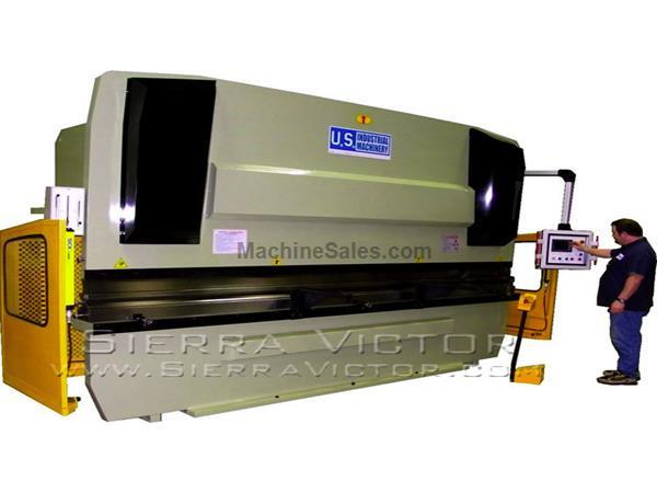U.S. INDUSTRIAL CNC Hydraulic Press Brake USHB200-10