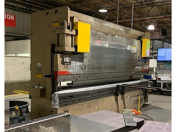 Cincinnati CNC Hydraulic Press Brake, Model 90FM x 10