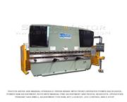 U.S. INDUSTRIAL Hydraulic Press Brake USHB125-10HM
