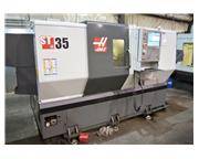 "HAAS ST-35, 15""Chk, 2014, CONVEYOR, GEARBOX, INTERNAL TRANSFORMER"