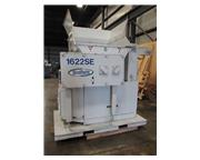 2005 PUCKMASTER MODEL 1622SE CHIP SHREDDING MACHINE, 2,500 LBS/HOUR