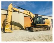 2013 Caterpillar 329 EL - Enclosed Cab w/ A/C & Heat - Stock Number: E7
