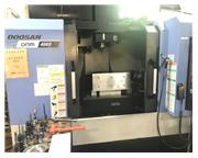 2015 Doosan DNM 400II Vertical Machining Center.