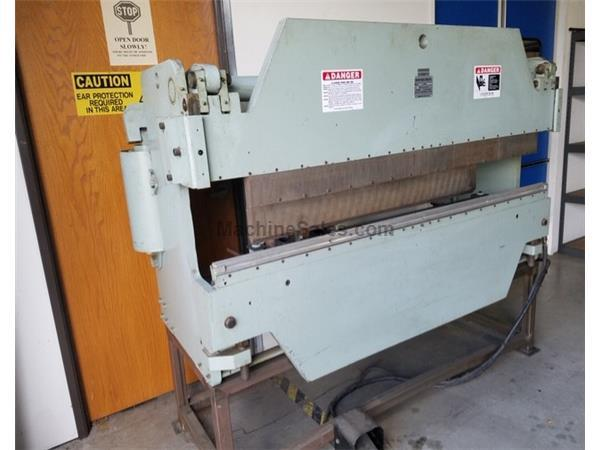 BANTAM 24 TON X 6' PRESS BRAKE
