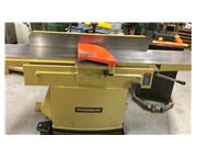 "Powermatic 12"" jointer"