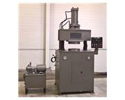 No.Vector 8/6,Extrude Hone,100-900 PSI Ext Press,Relay Logic,New Top/Bottom