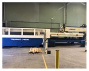 TRUMPF, TRUMATIC L4030, 4000 WATT, CO2, SIEMENS CNTRL, CNC LASER, NEW: 2004