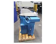 "20 Ton, Fipi # AF-20 , 17"" x 35"" bed, swing head hydraulic clicker press, dual s"