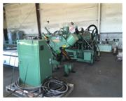 "Peddinghaus # AFPS643F , 6"" x 6"" x 1/2"", 200 ton, Fagor 8025 CNC control, 2"