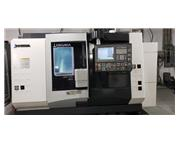 """OKUMA LU3000EX-2SW/600,4-AXIS,SUB-SPINDLE,22.83""""SWING,23.81""""CC,TW"""