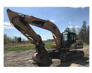 2006 Caterpillar 324 DL - Enclosed Cab w/ A/C & Heat Excavator - Stock