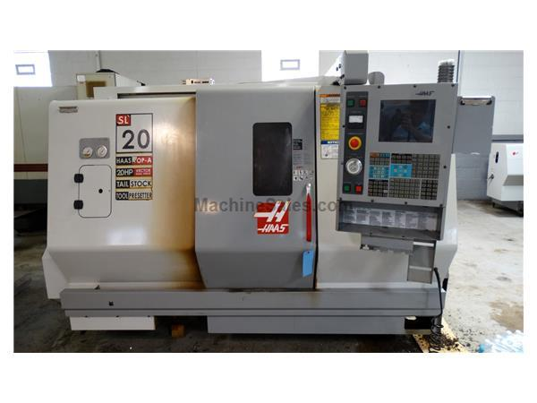 2005 Haas SL-20T CNC Turning Center