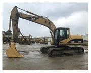 2006 CATERPILLAR 320CL ENCLOSED CAB W/ A/C & HEAT - E7169