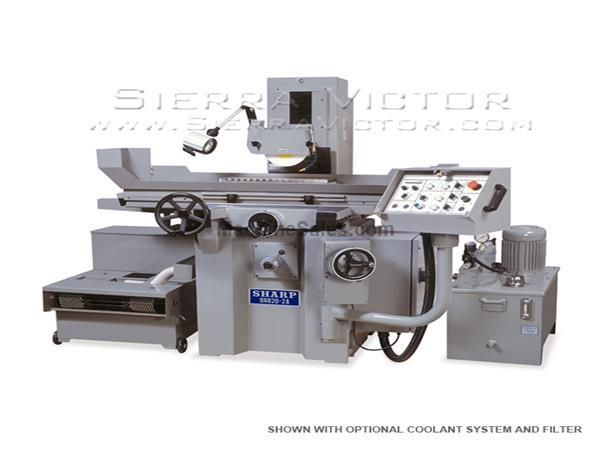 SHARP Automatic Surface Grinder SG-820-2A