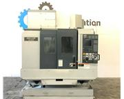 MORI SEIKI NV-5000 CNC VERTICAL MACHINING CENTER