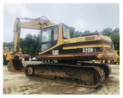 2000 Caterpillar 320BL W/ MANUAL THUMB EXCAVATOR - Stock Number: E7186