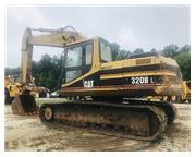 2000 Caterpillar 320BL W/ MANUAL THUMB EXCAVATOR - Stock Number: E7186