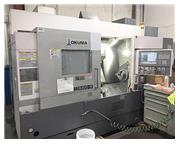 3089, Okuma Multus, B300W, Big Bore CNC, Universal Head, Live tooling, 2007