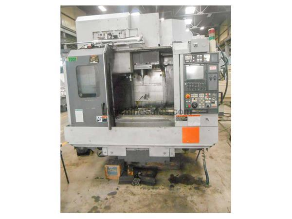 Mori-Seiki Model NV5000A/40 CNC Vertical Machining Center