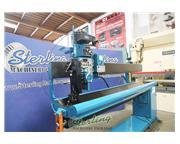 9' Jetline # LWS-84 , welding system, Bernard 3500SS chiller, dual foot pedal, #A5465