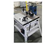 "12"" x 31"" Baileigh #RTS-3012, sliding router table, 45 tilt table, miter gauge,"