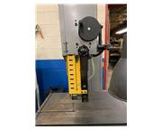 "20"" Throat 12"" Height Marvel SPARTAN S20V VERTICAL BAND SAW, Vari-Speed, 1"""