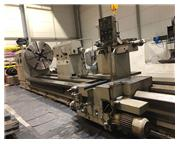 "88"" Swing 240"" Centers Poreba TCH224/6M ENGINE LATHE, Heavy Duty,100 HP, 63"""