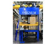 "50 Ton 18"" Stroke Magnum HFP-35-48.24 HYDRAULIC PRESS, 48"" X 24"" Bed Size"