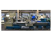 "32"" Swing 132"" Centers Poreba TPK 80A/M3 ENGINE LATHE, Inch/metric,Gap, taperr,"