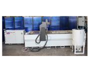 """Multicam # V-204 , CNC water jet, 120"""" X, 60"""" Y, 3.5"""" Z, 800 IPM, 55000 psi"""