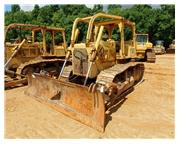 1985 Caterpillar D6D w/ Angle Blade & Sweeps DOZER - Stock Number: E720