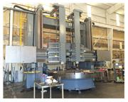 "168"" Farrel 4-Axis CNC Vertical Boring Mill"