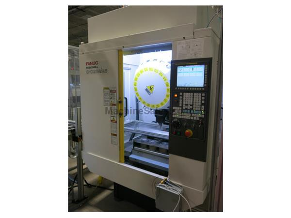 FANUC Robodrill Alpha D21MiA5 CNC Drilling and Tapping Center