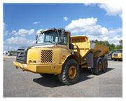 2008 Volvo A25E ENCLOSED CAB W/ A/C & HEAT - Stock Number: E7209