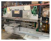130 Ton x 10' ACCURPRESS 713010 Hydraulic Press Brake, Hurco BG, 1992