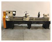 "LEBLOND MAKINO REGAL INCH-METRIC SERVO SHIFT ENGINE LATHE, 19"" X 102&q"