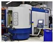 GROB G550 5-Axis Horizontal/Universal Machining Center