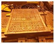 "(11) 22.75"" x 24"" x 2"" Technomagnete Magnetic Tables"