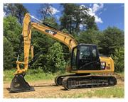 2016 Caterpillar 313FL w/ Plumbing on Stick & Quick Connect - Stock Num
