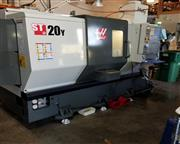 2015 Haas ST-20Y CNC Turning Center With Live Tooling & Y-Axis
