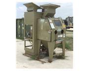"36"" x 35"" x 37"" Clemco # PULSAR-IIIP , pressure blast cabinet, dust collect"