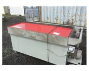 "3000 cfm Sunspan # 7240 , 40"" x 72"" down draft table., 3 HP, magnehelic pressure"