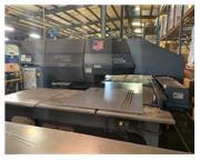 22 Ton STRIPPIT Bridge Design 1250H/20 CNC, 4' x 8' sheet, New 2000