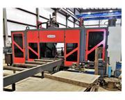 Akyapak 3ADM 1200/AST 1200/500 CNC Drill/Saw Line