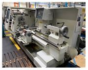 """WEILER E-50 22"""" x 78"""" CNC Flat-Bed Lathe"""