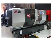 "HAAS, ST-30, 31.75"" SWING, 21"" MAX. PART DIA., NEW: 2011"